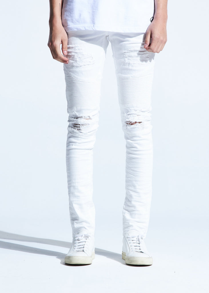 Gunnar Biker Denim