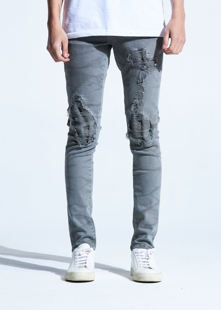 Roberson Rip and Repair Denim