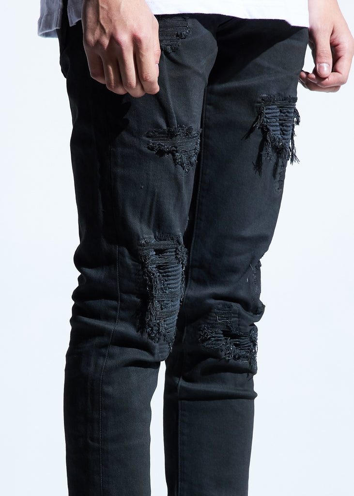 Dean Rip and Repair Denim