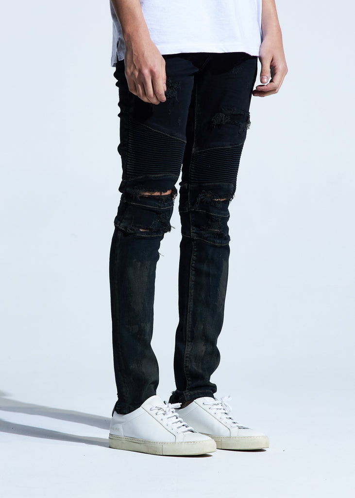 Roley Biker Denim