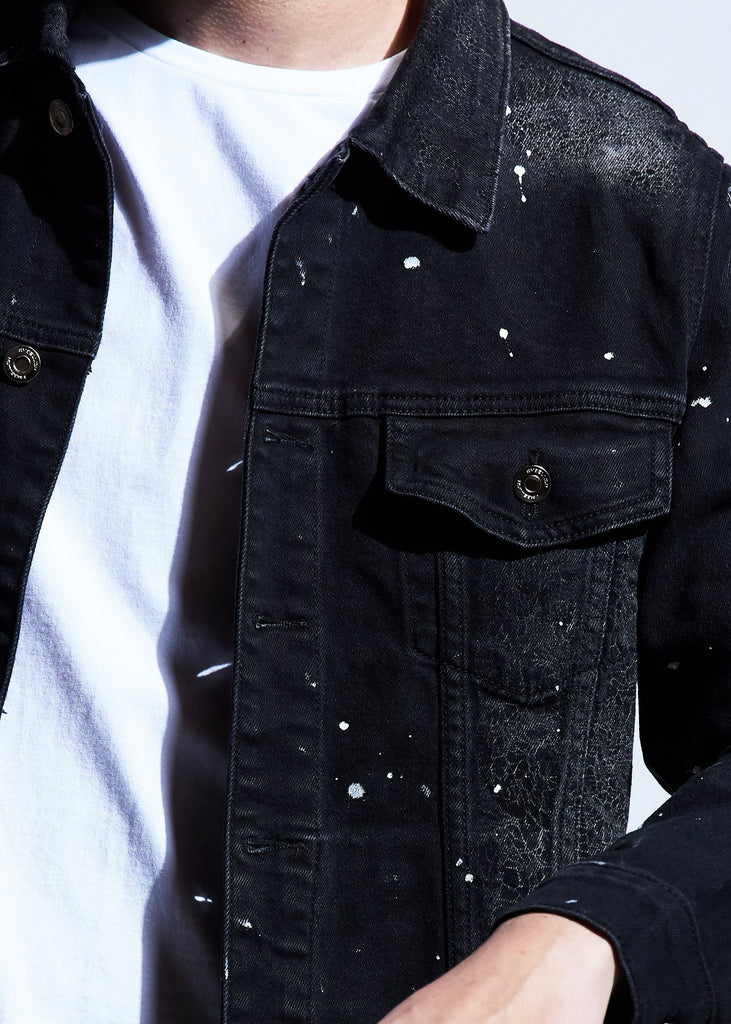 Quaker Denim Jacket