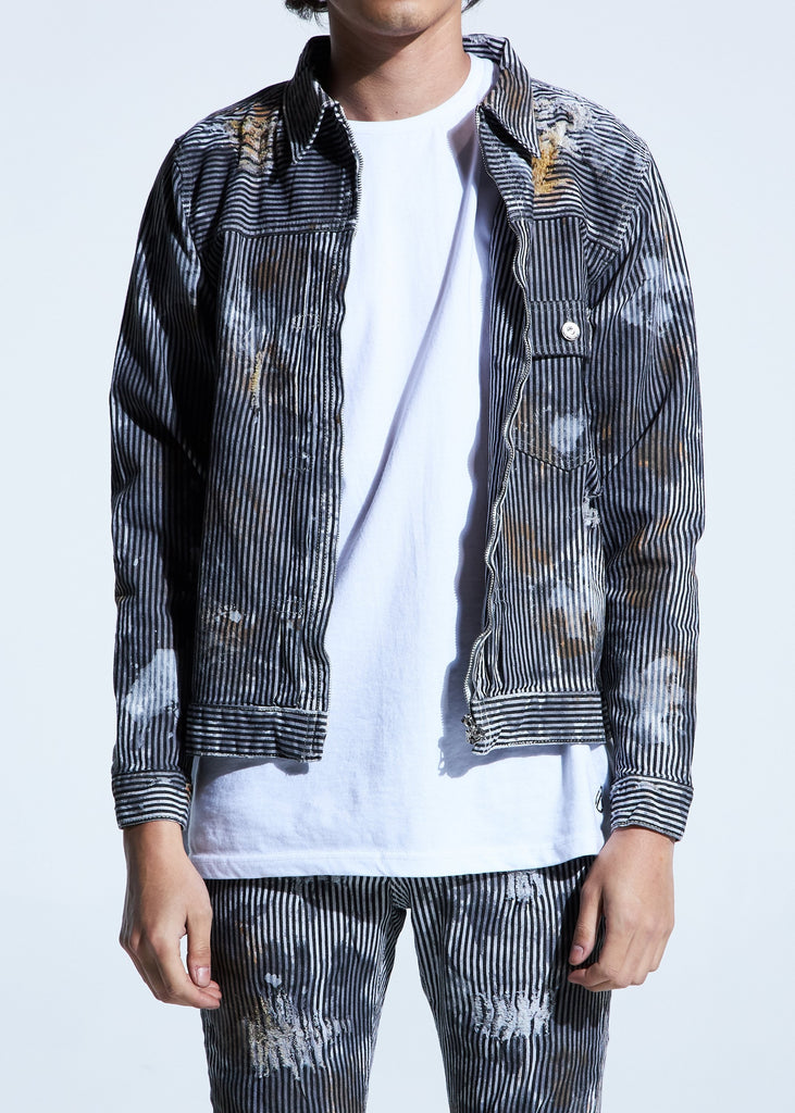 Keaton Denim Jacket