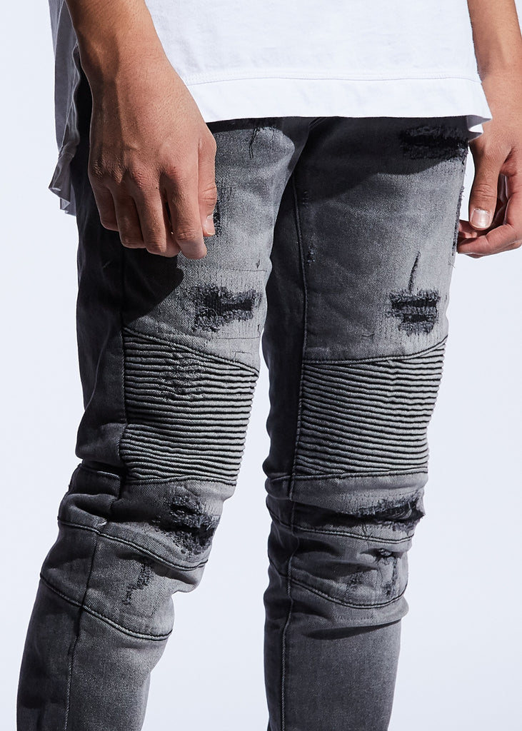 Goodwin Biker Denim