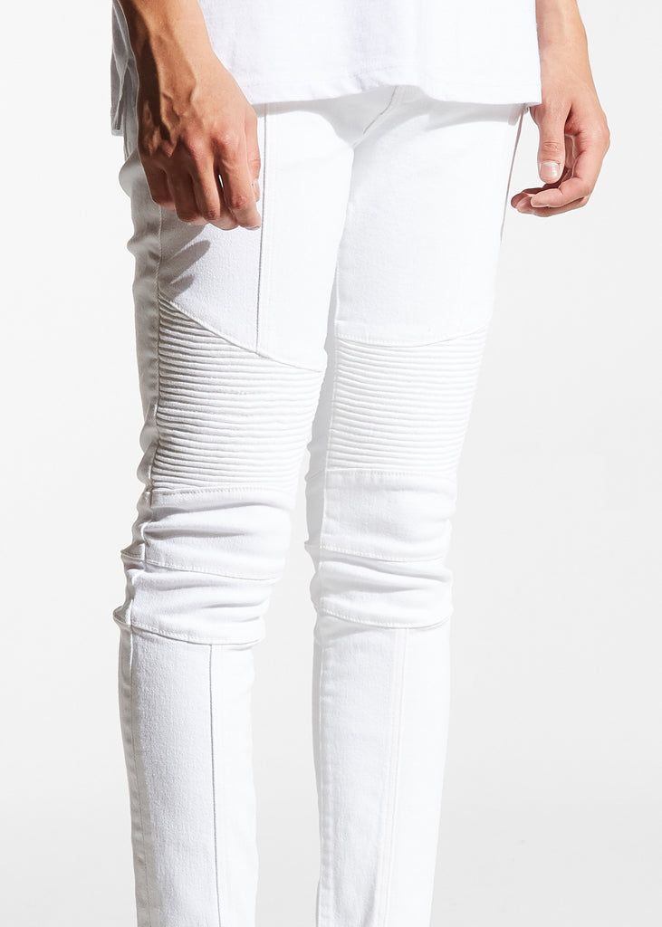 Beasley Biker Denim