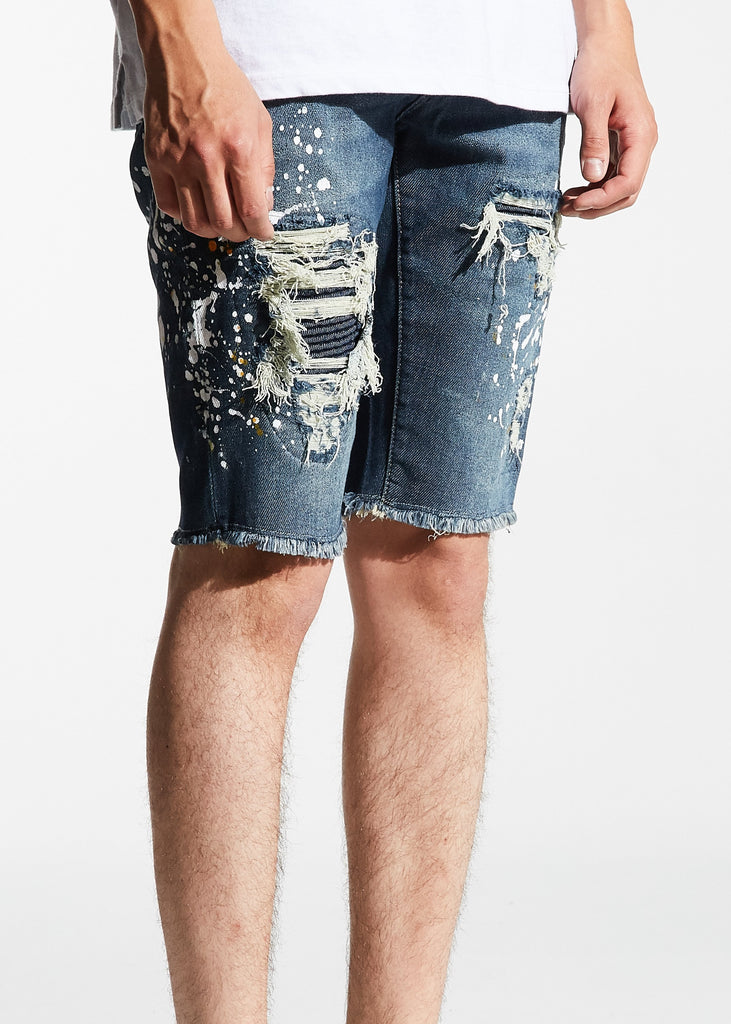 Kearse Rip and Repair Shorts