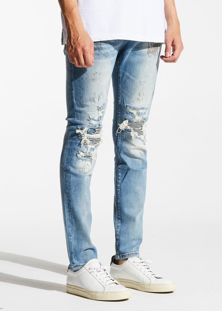 Jennings Rip and Repair Denim