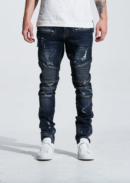 Edwin Biker Denim