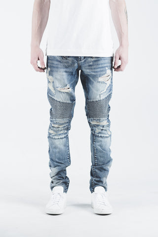 Governor Biker Denim