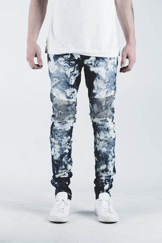 Gypsy Biker Denim (Acid)