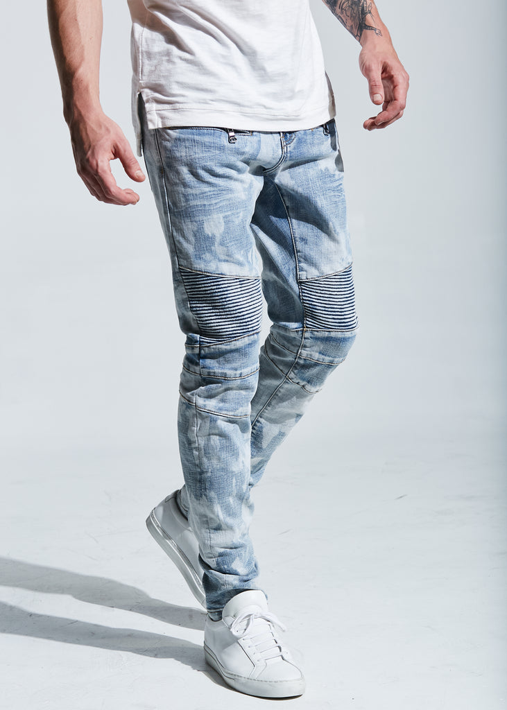 Hector Biker Denim (Blue)