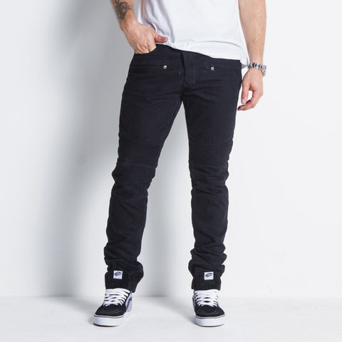 Biker Denim (Black)