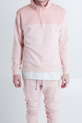 Major Sweatshirt (Light Pink)