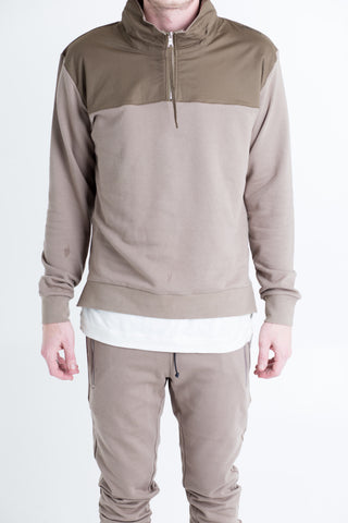 Major Sweatshirt (Taupe)