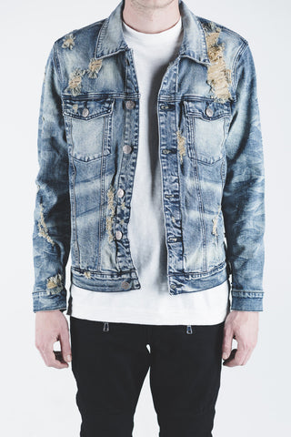 Phantom Jacket (Indigo)