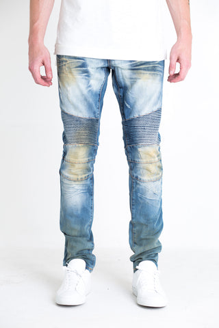 Queens Biker Denim