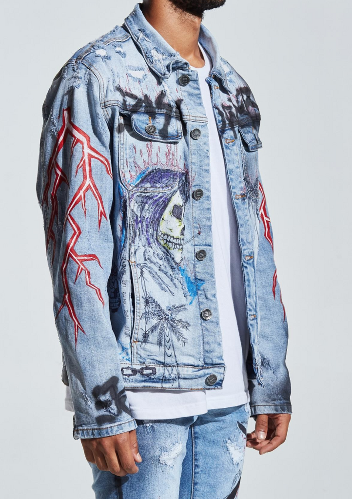Reznor Denim Jacket