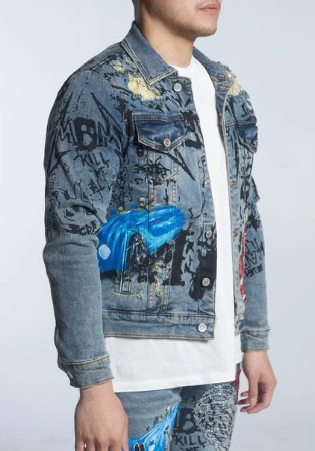 Fredo Denim Jacket