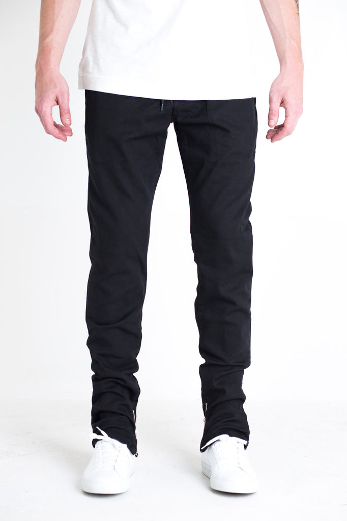 Silhouette Pants (Black)