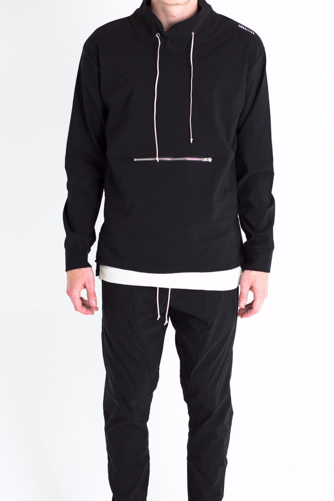 Capital Sweatshirt (Black)