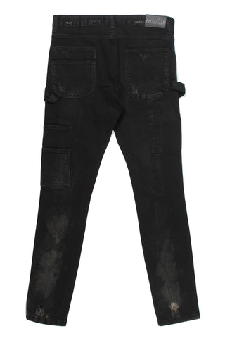 Countach Carpenter Denim (Destroyed Black)