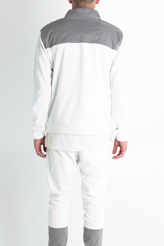 Major Sweatshirt (White/Grey)