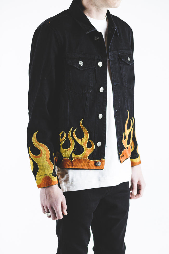 La Flame Jacket (Black)