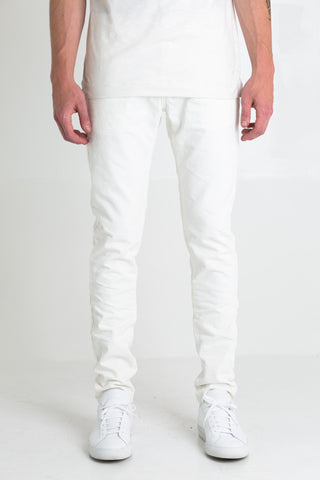 Jackson Denim (White)