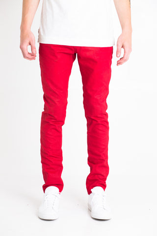 Jackson Denim (Red)