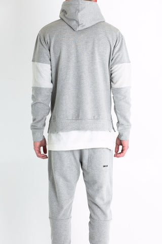 Superior Hoodie (Heather Grey)