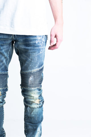 Washington Biker Denim