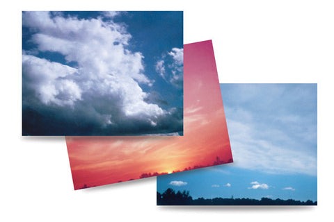 Cloud Flash Cards