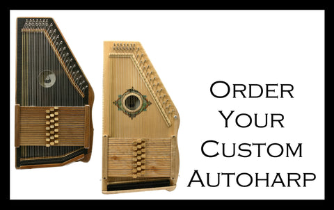 Order Your New Autoharp