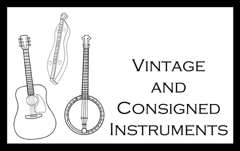 Vintage And Consignment Instruments