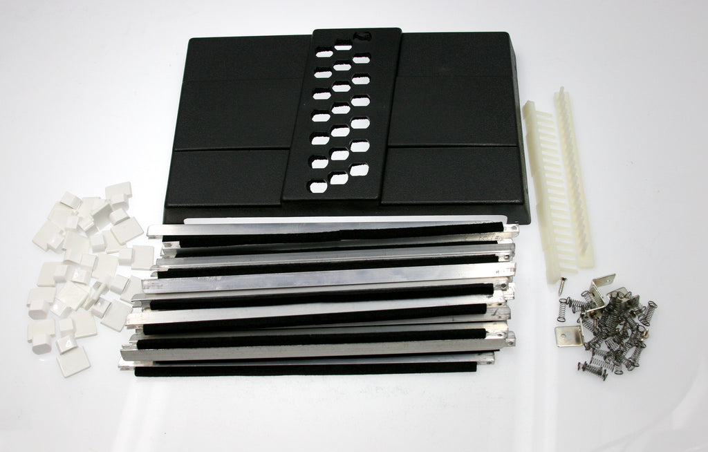 21 Bar Autoharp Conversion Kit (Blank) - d'Aigle Autoharps Marketplace