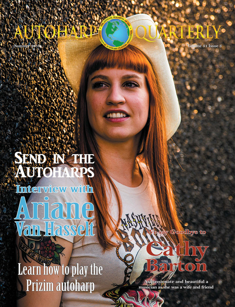 Autoharp Quarterly Summer Issue 2019