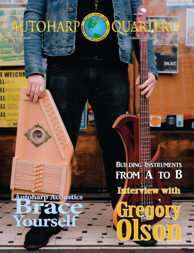 Autoharp Quarterly Winter Issue 2020