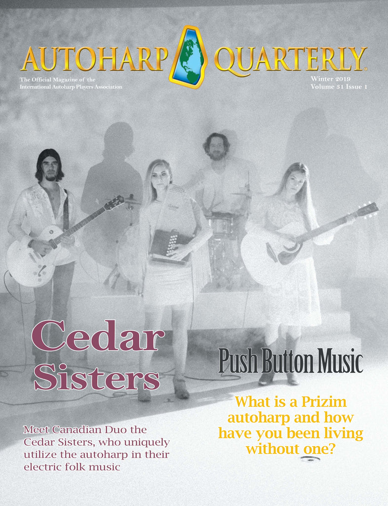 Autoharp Quarterly Issue Winter 2019