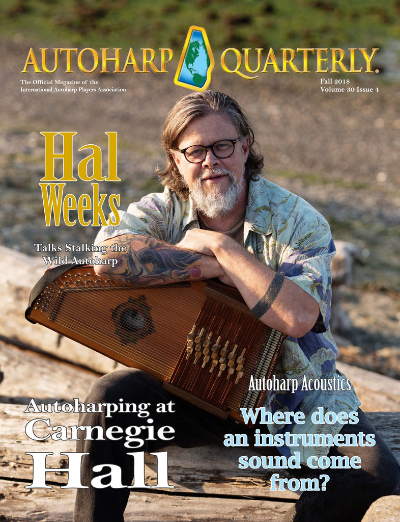 Autoharp Quarterly Issue Fall 2018