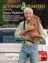 Autoharp Quarterly Issue Fall 2013