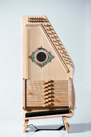 Order Form And Deposit For Your Custom d'Aigle Autoharp