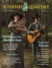 Autoharp Quarterly Issue Summer 2016