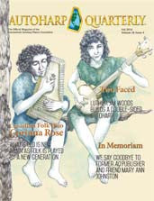 Autoharp Quarterly Issue Fall 2016