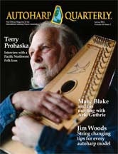 Autoharp Quarterly Issue Spring 2014