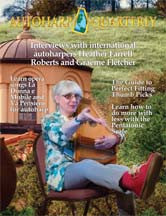 Autoharp Quarterly Issue Spring 2015