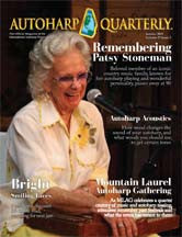 Autoharp Quarterly Issue Summer 2015