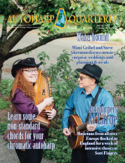 Autoharp Quarterly Issue Spring 2017