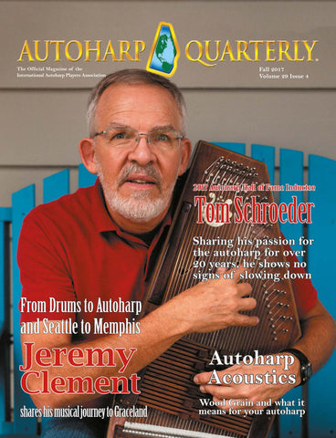 Autoharp Quarterly Issue Fall 2017