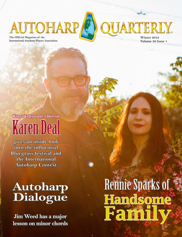 Autoharp Quarterly Issue Winter 2018