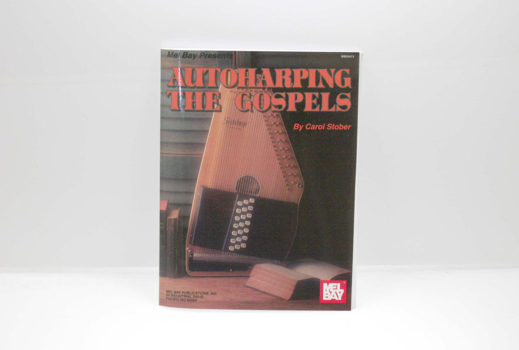 Autoharping The Gospels Book - d'Aigle Autoharps Marketplace