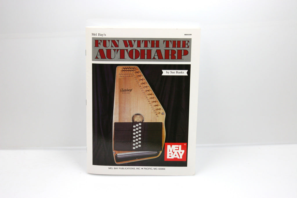 Fun With The Autoharp Book - d'Aigle Autoharps Marketplace